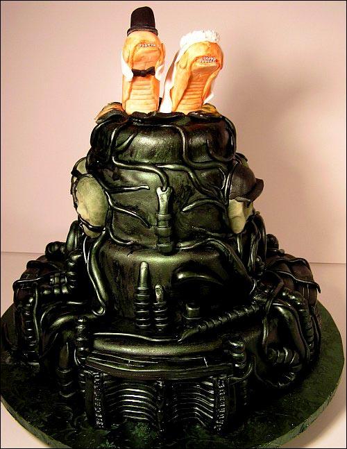 оригинальный торт скорпион фото