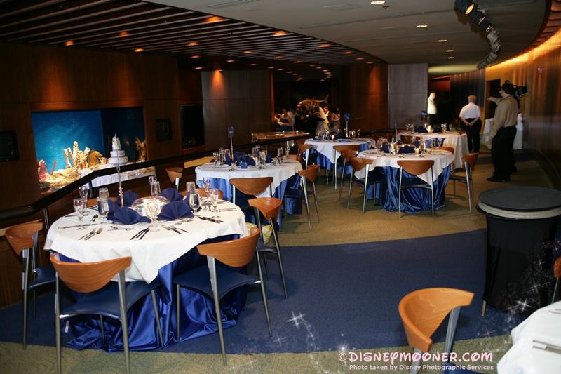 Living seas salon your fairytale wedding for Living salon