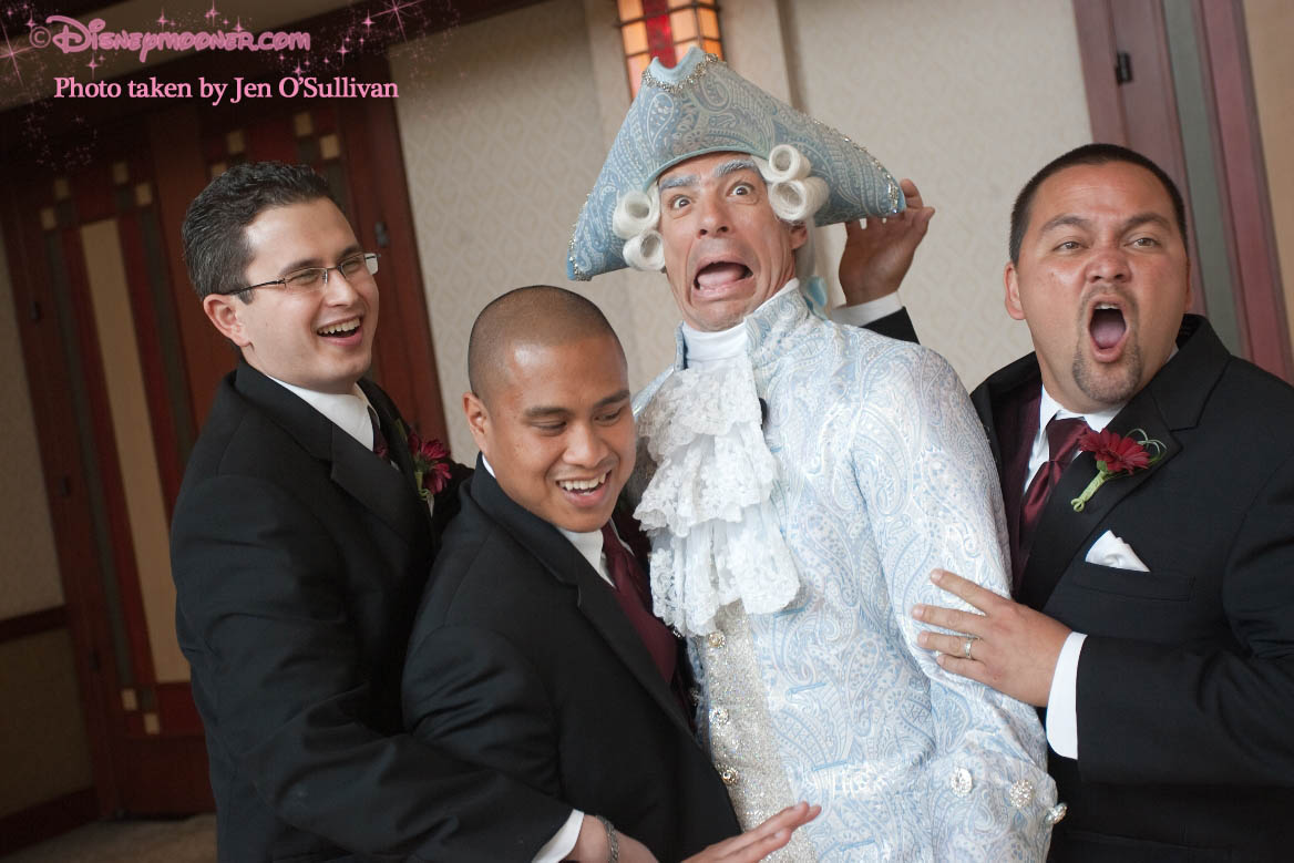 Disneyland Weddings Your Fairytale Wedding