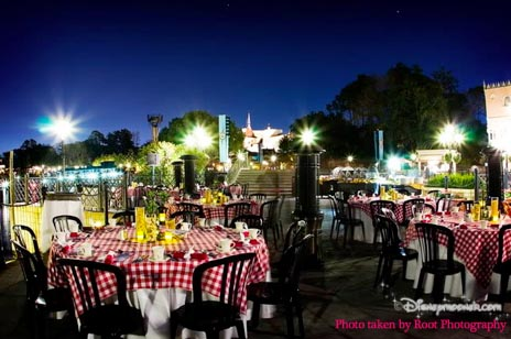 Lady The Tramp Themed Welcome Party Your Fairytale Wedding