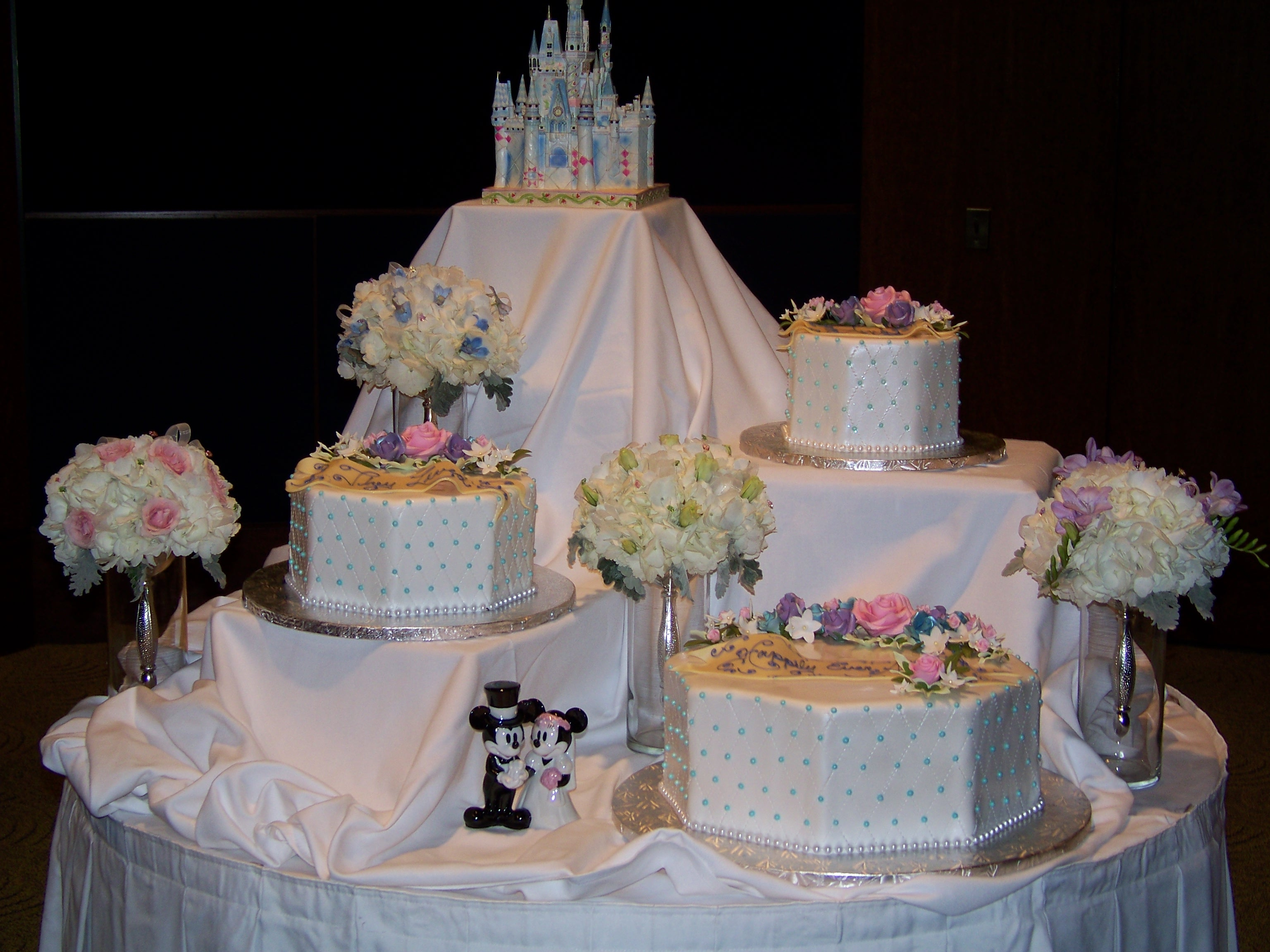 Disney Wedding Cake Your Fairytale Wedding