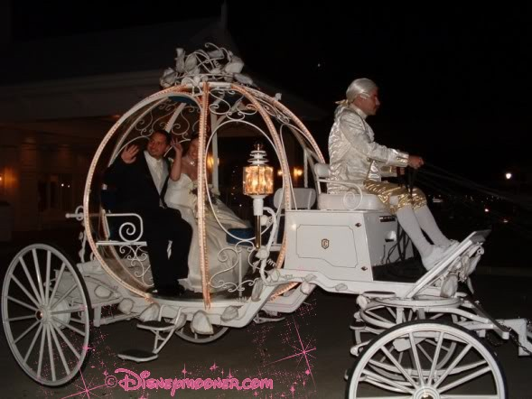 Cinderella S Coach Your Fairytale Wedding